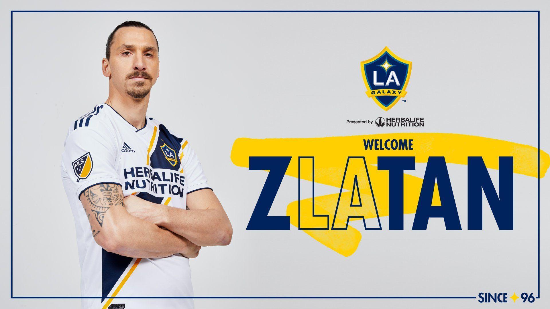 bea350024cf LA Galaxy Confirm Ibrahimovic Signing, Swedish Star Excited .