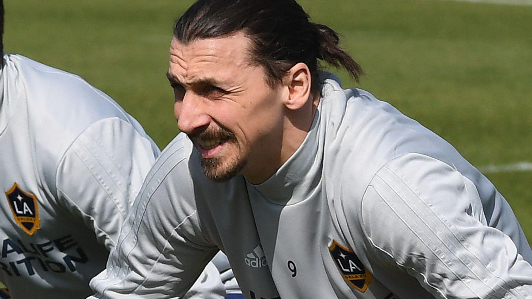116aea120bf Zlatan Ibrahimovic: I wanted to join LA Galaxy before Man Utd move .