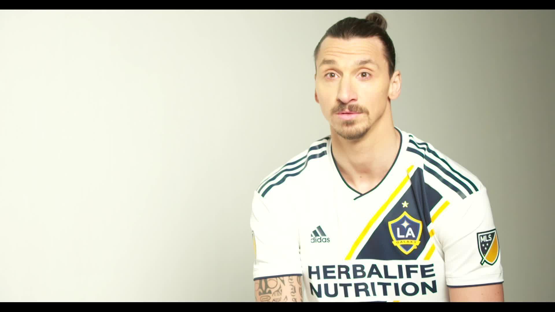 034a69c6d90 Zlatan Ibrahimovic targets more success with LA Galaxy   Football .