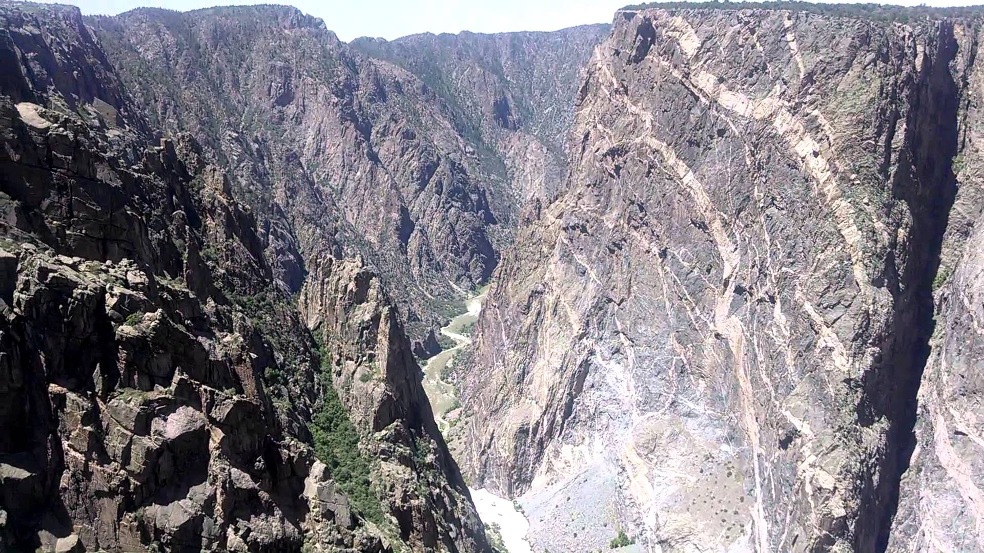 06 06 14 A Black Canyon of the Gunnison Rim Drive 118a