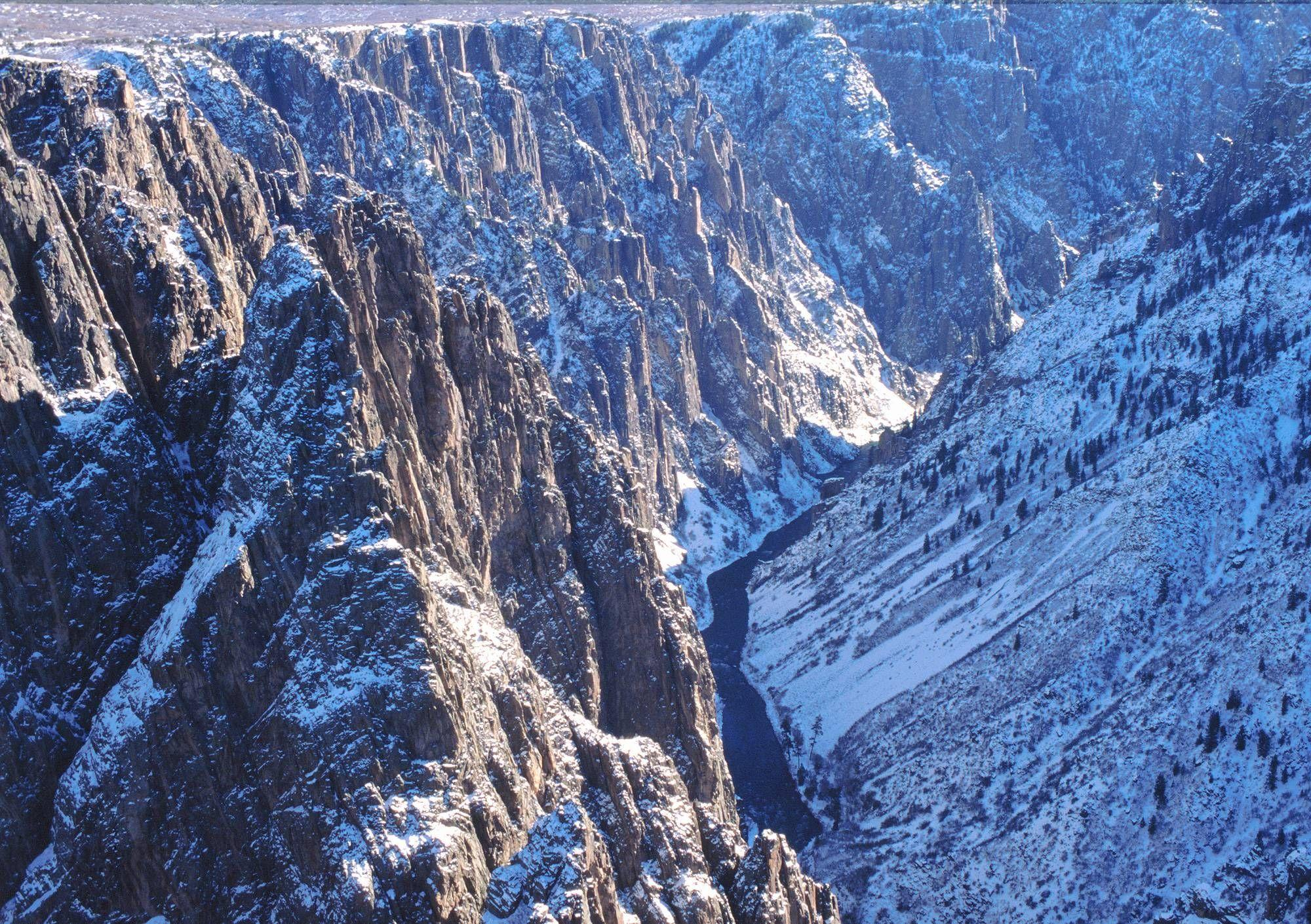 Black Canyon of The Gunnison By:Micah Wimmer