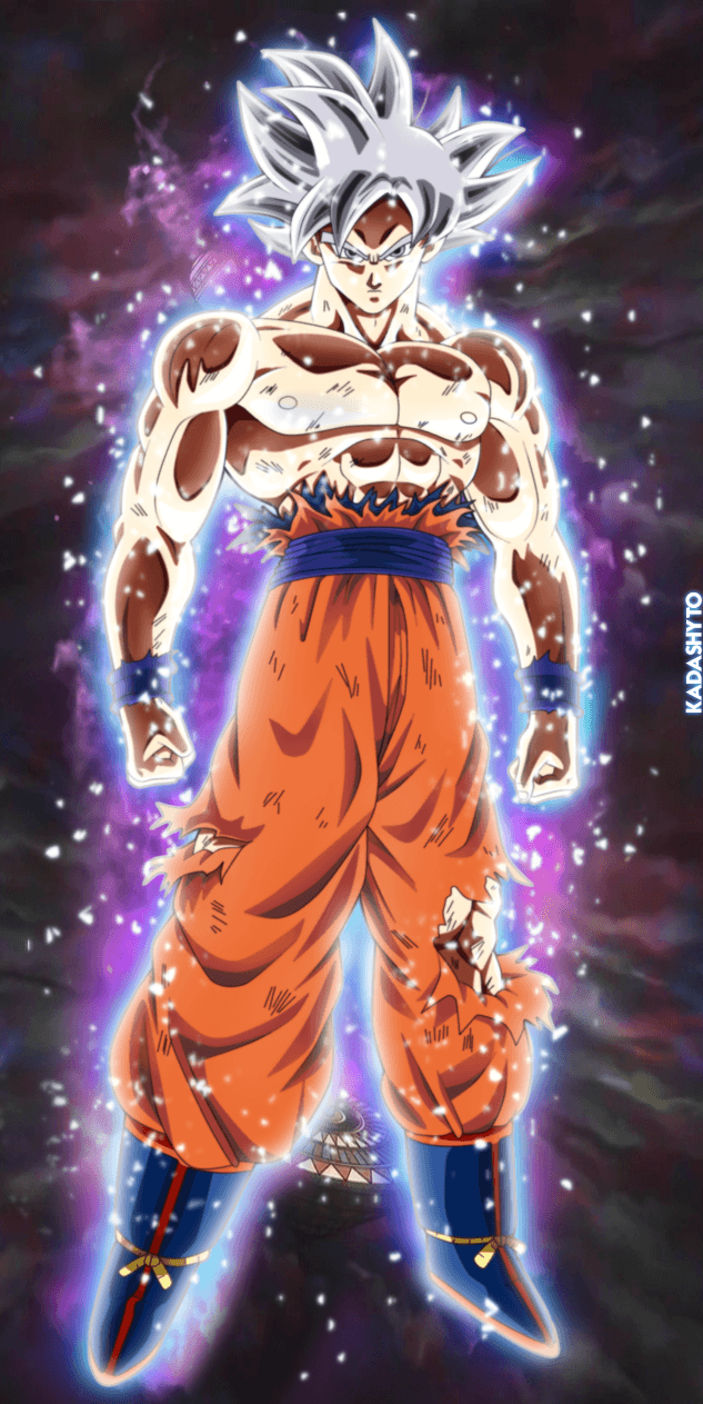 Ultra Instinct Mastered Wallpapers Wallpaper Cave
