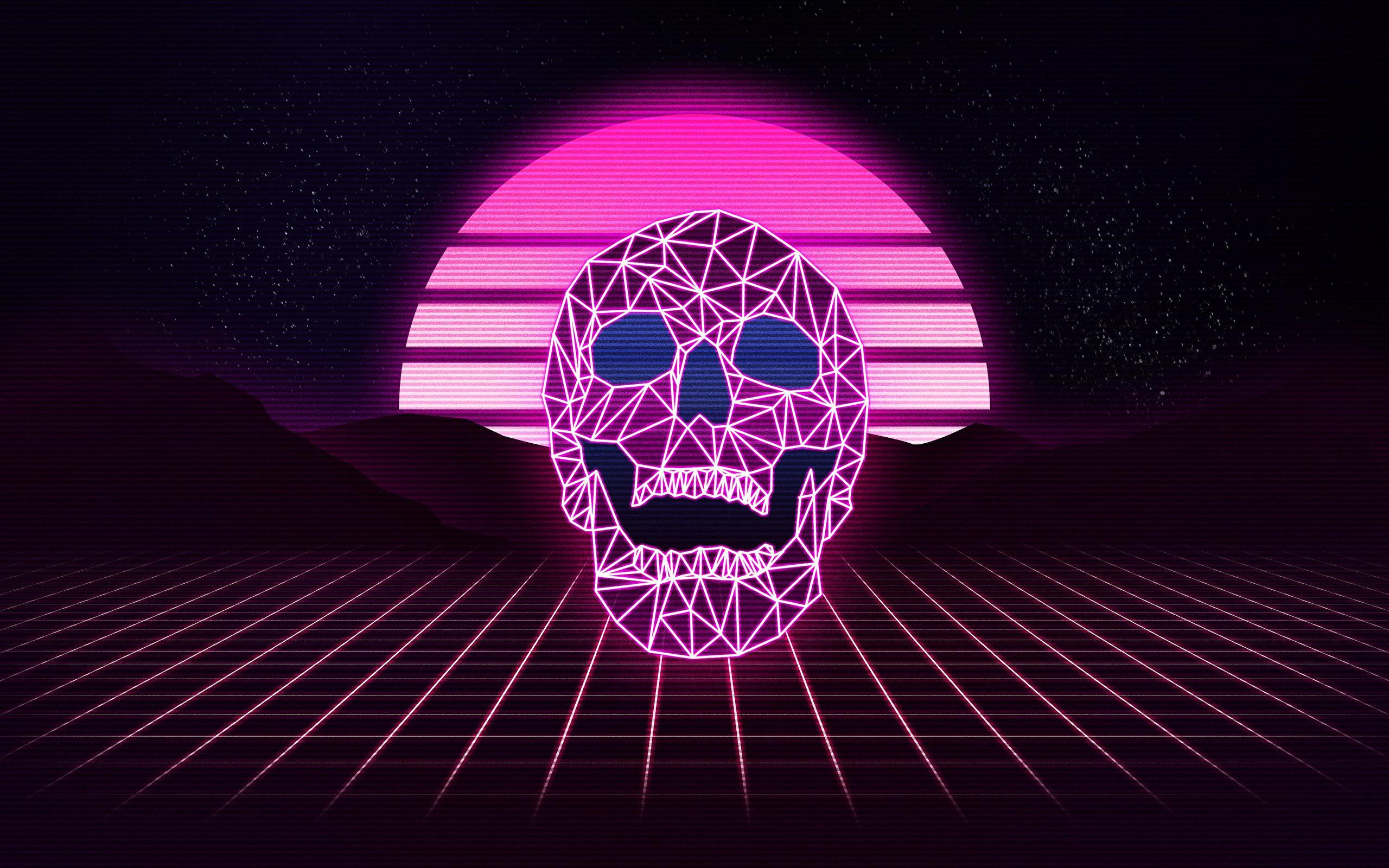 46 Retro Wave HD Wallpapers