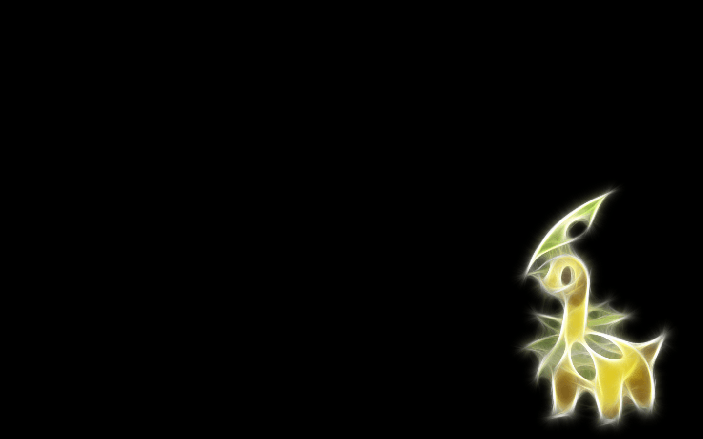 Bayleef Pokemon Wallpaper #208573 HD Wallpaper Res: 1440x900 ...