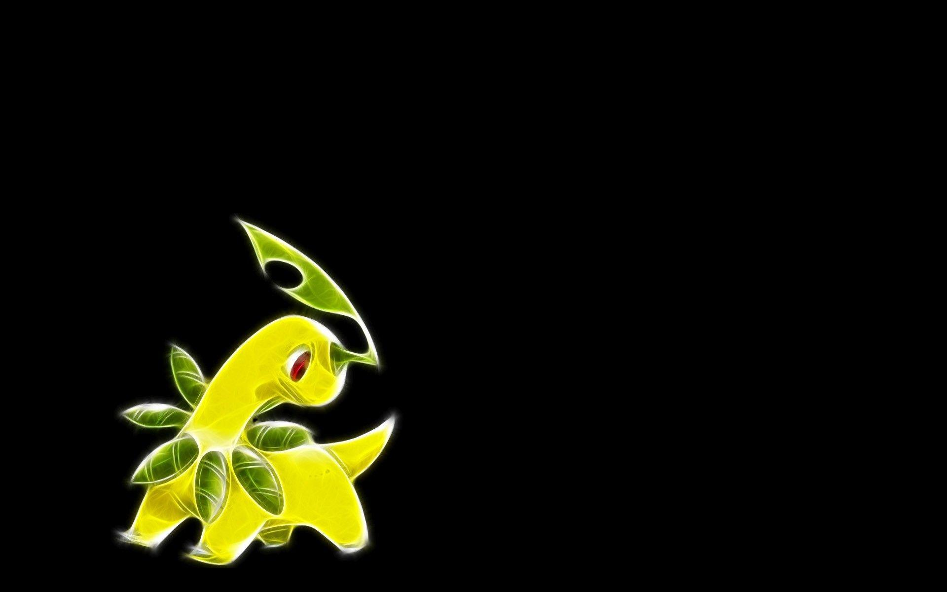 Games: Bayleef Pokemon Full HD Wallpaper 1920x1200 for HD 16:9 ...