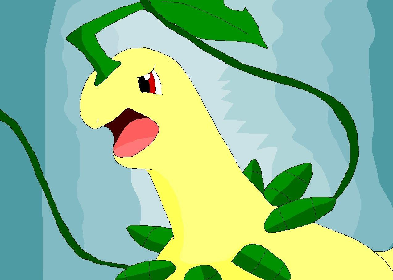 Bayleef Fans images Charging at Latias HD wallpaper and background ...