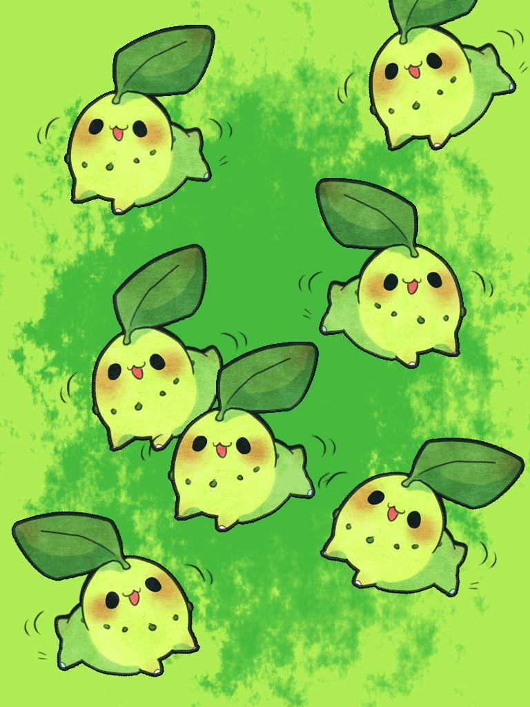 Chikorita - Pokémon - Mobile Wallpaper #2029920 - Zerochan Anime ...