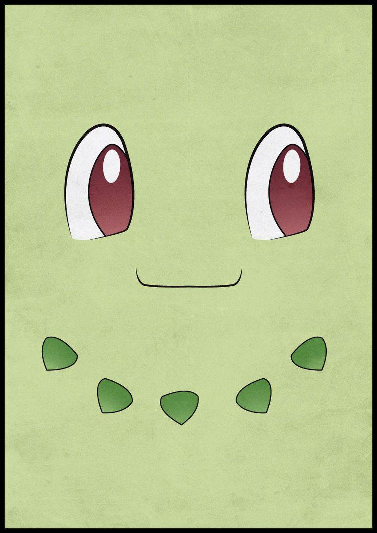 Chikorita by JordenTually on DeviantArt