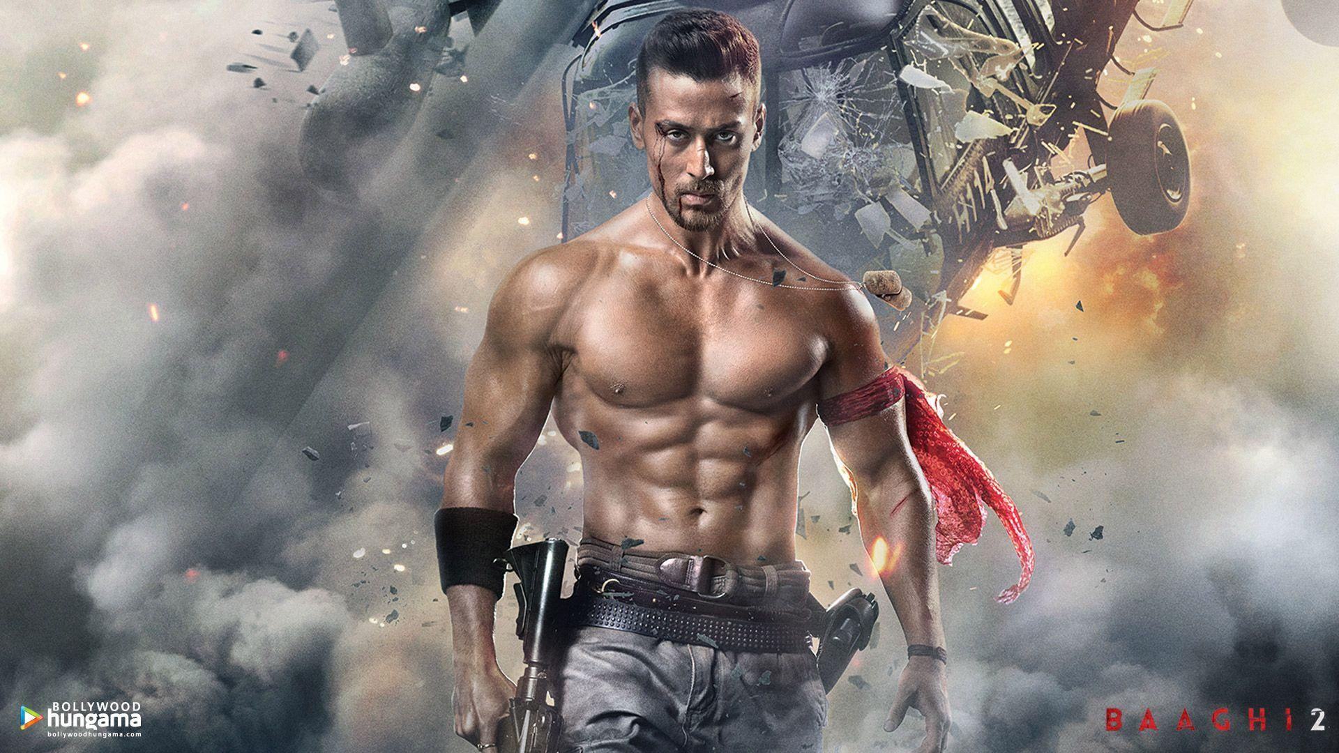 Baaghi 2 Wallpapers Wallpaper Cave