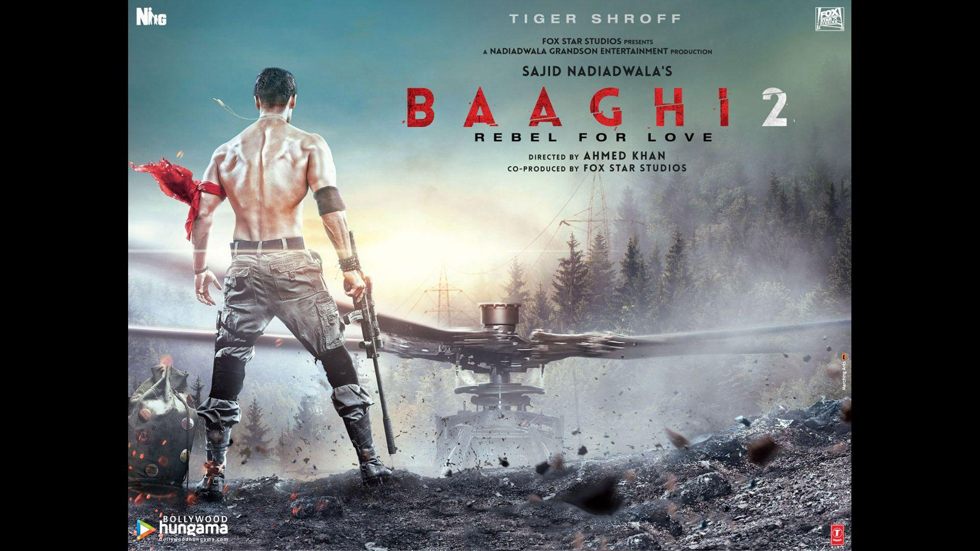 baaghi 2 bollywood movies 2018 free download