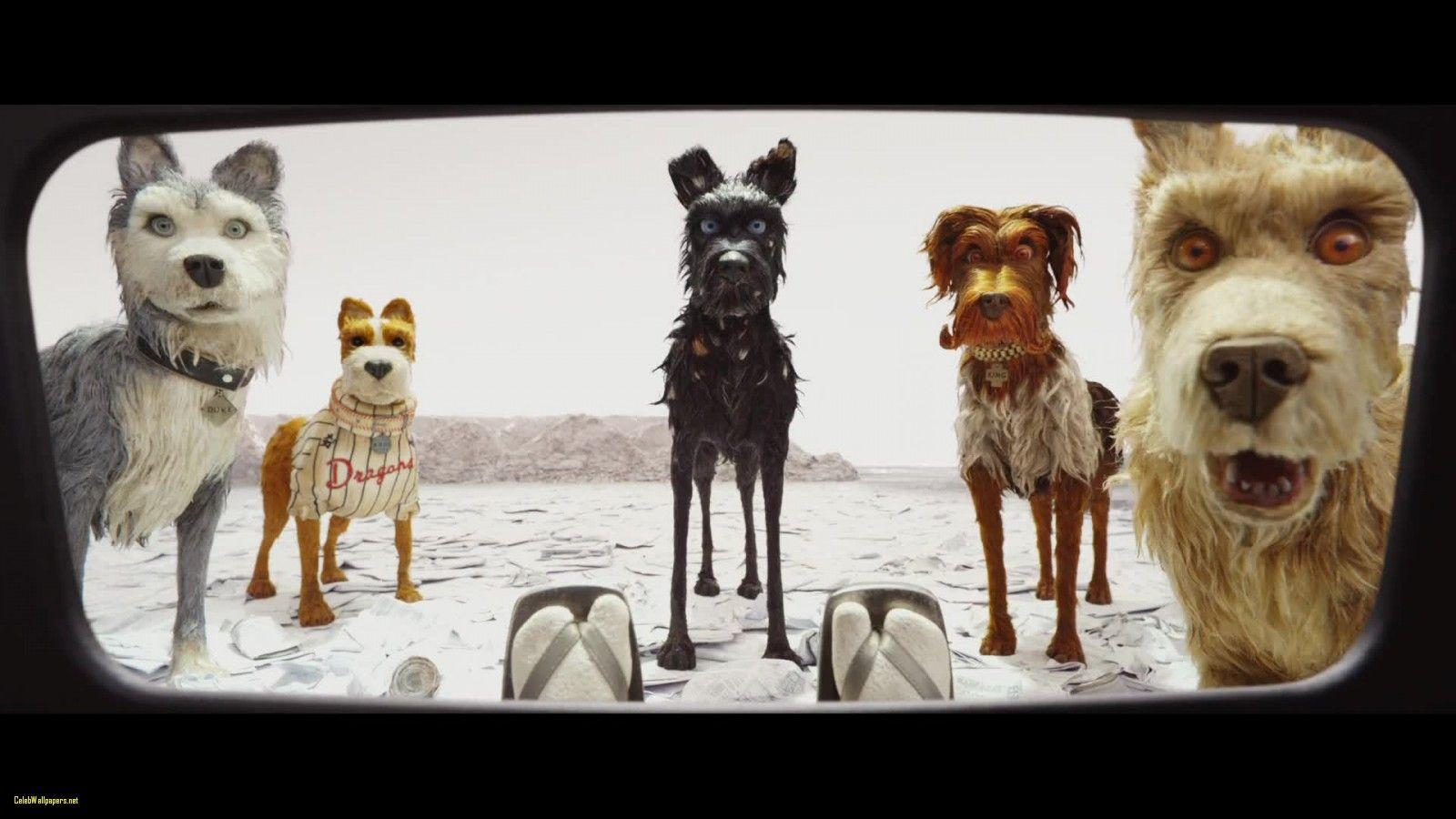 Isle Of Dogs Wallpapers Wallpaper Cave