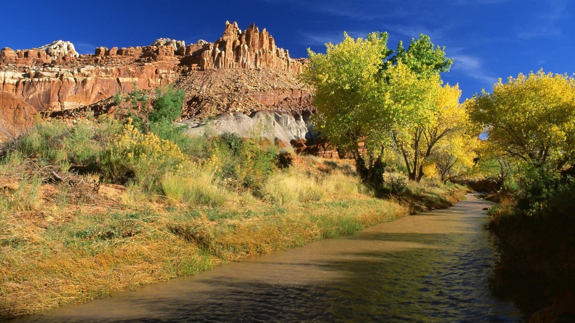 capitol reef national park HD Wallpapers