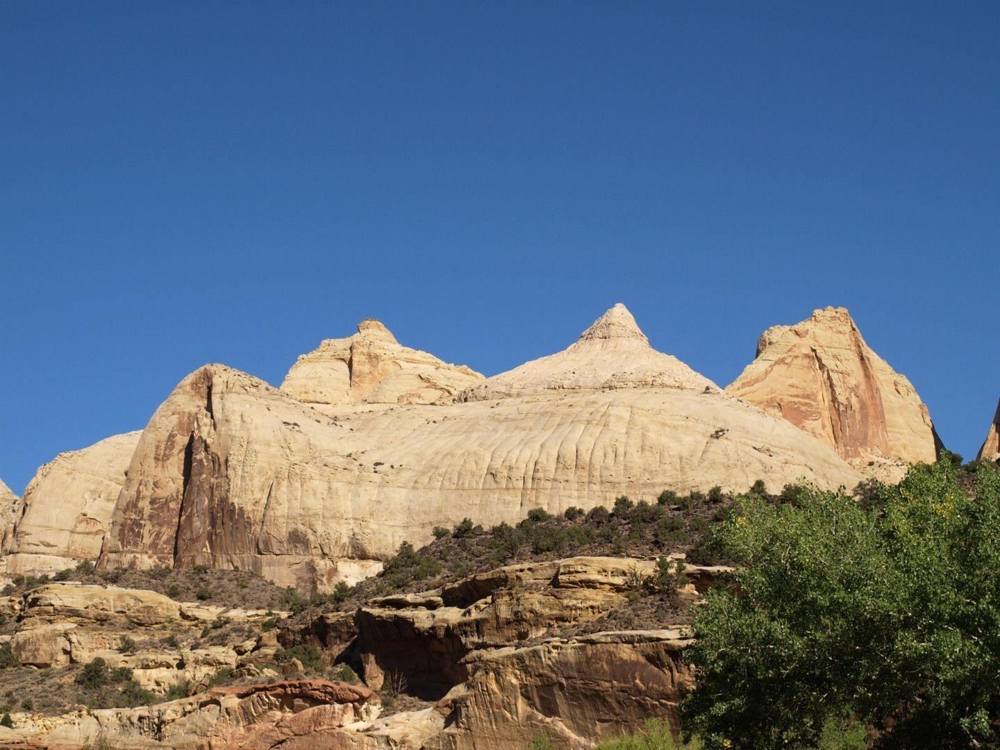 A natural masterpiece: Capital Reef National Park