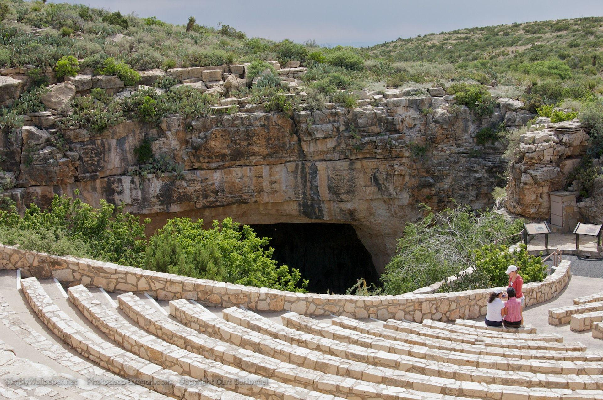 Carlsbad Caverns Amphitheater Desktop Wallpapers