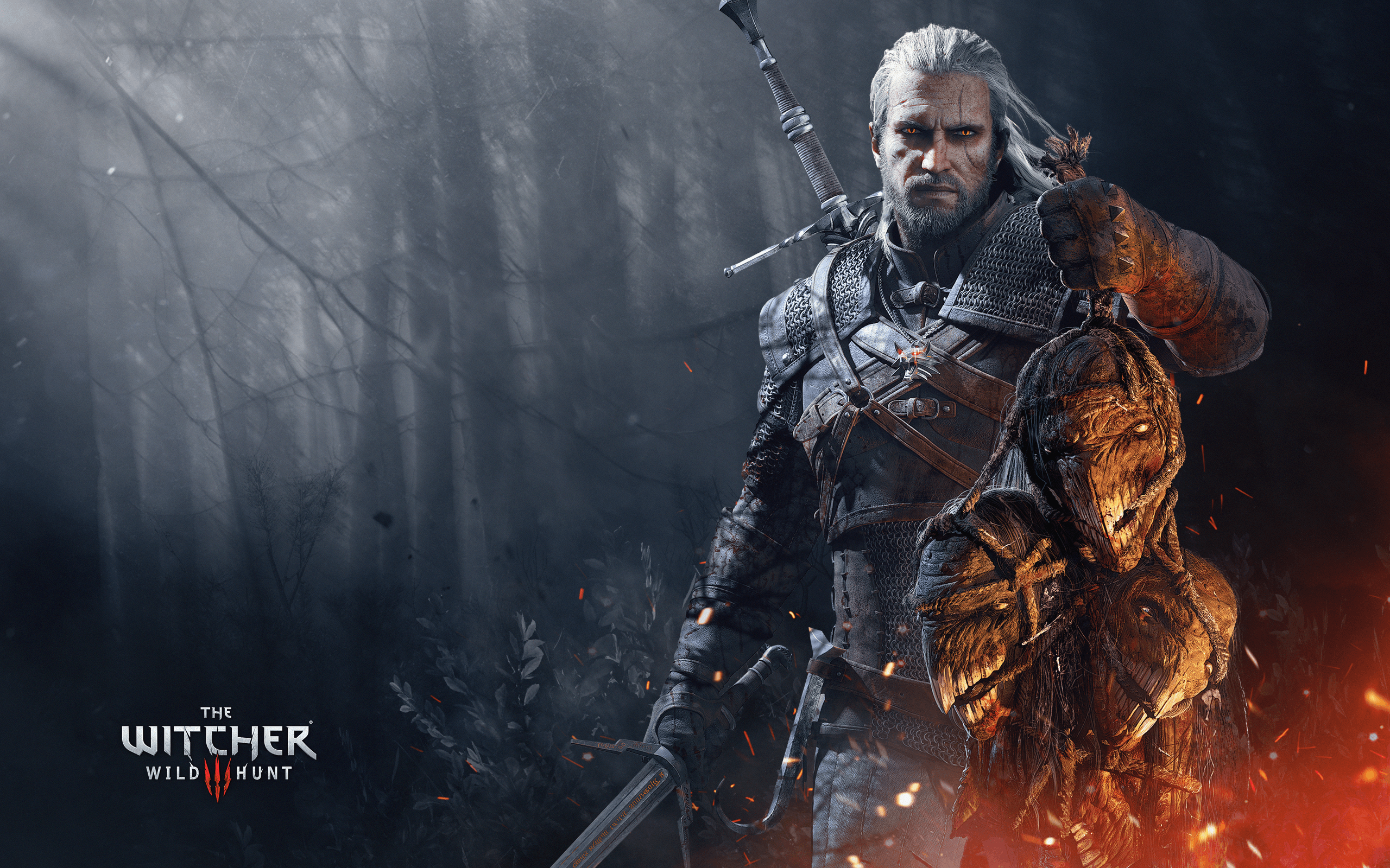 Geralt Of Rivia Wallpapers Wallpaper Cave