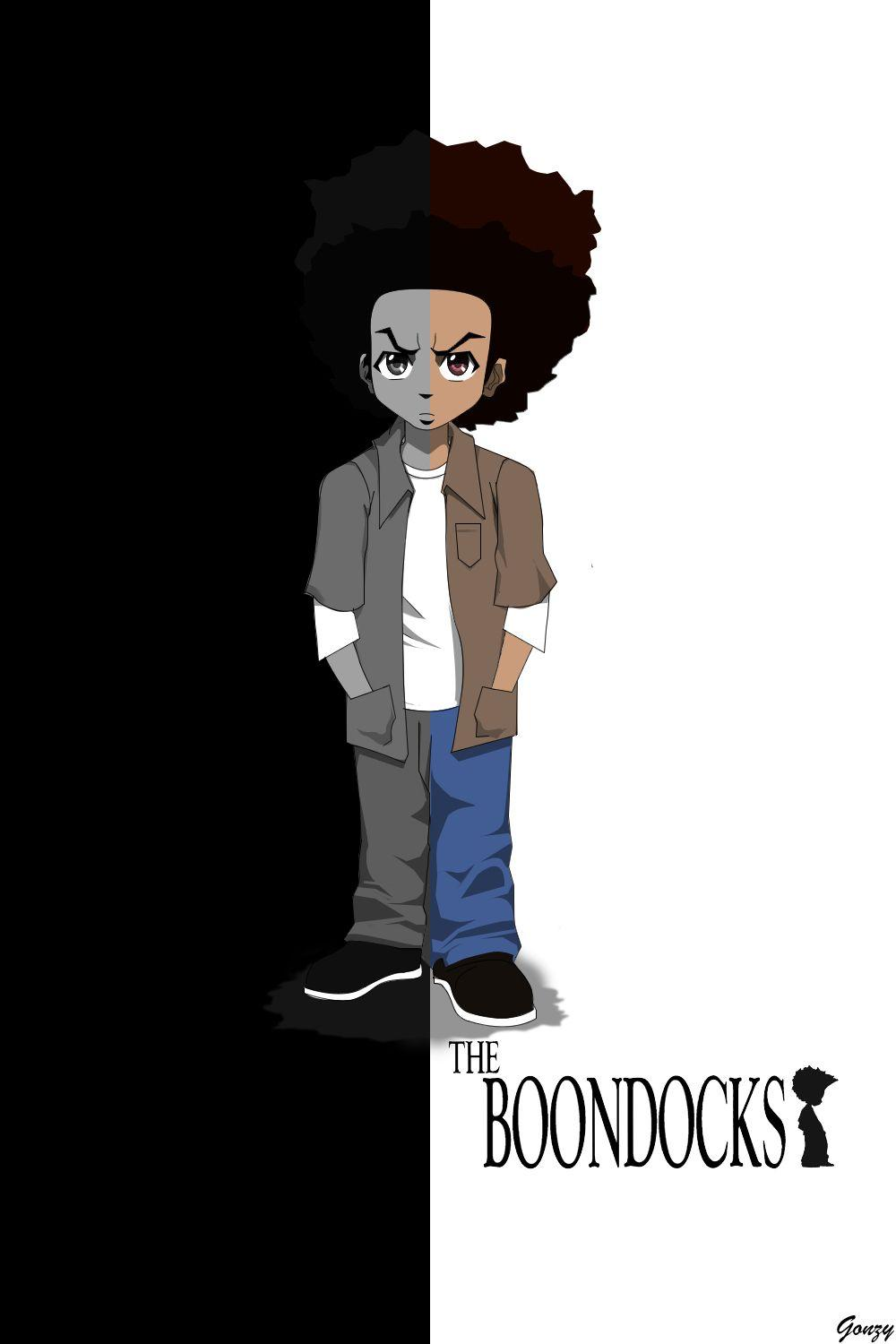 Riley Boondocks Wallpapers Wallpaper Cave