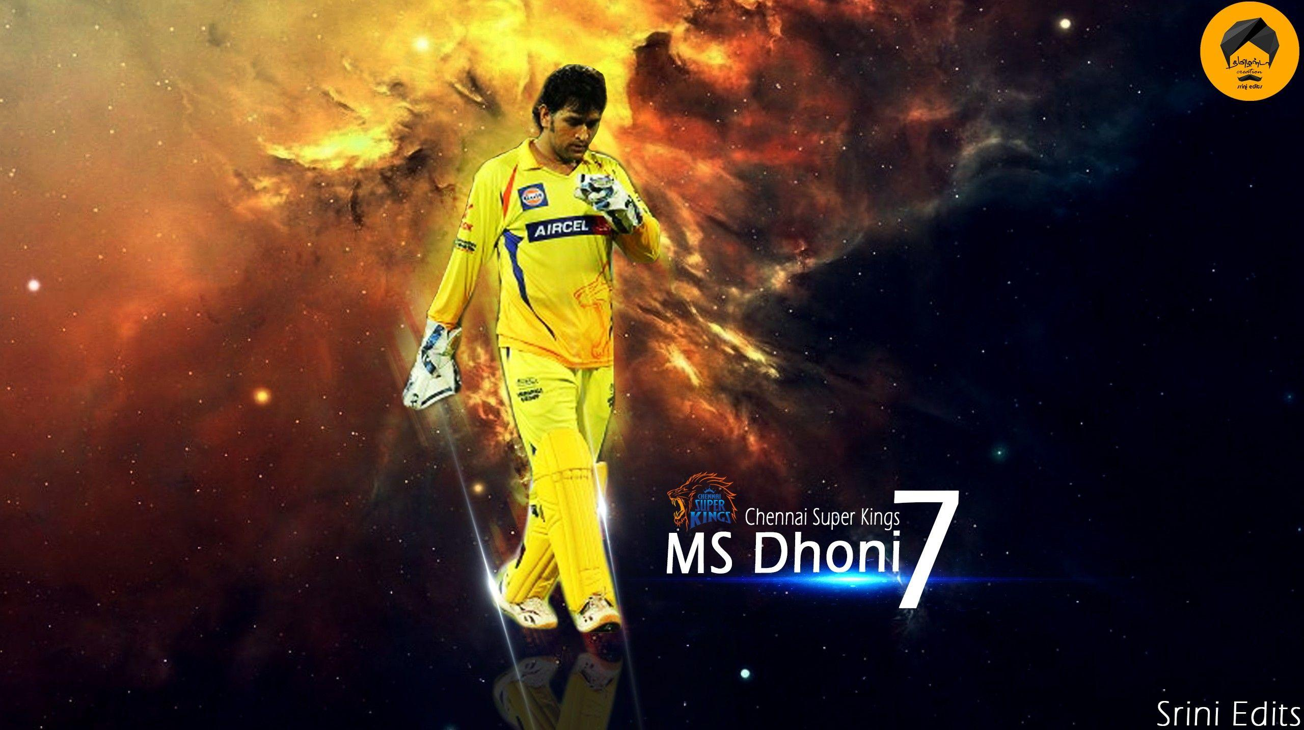 CSK Wallpapers HD