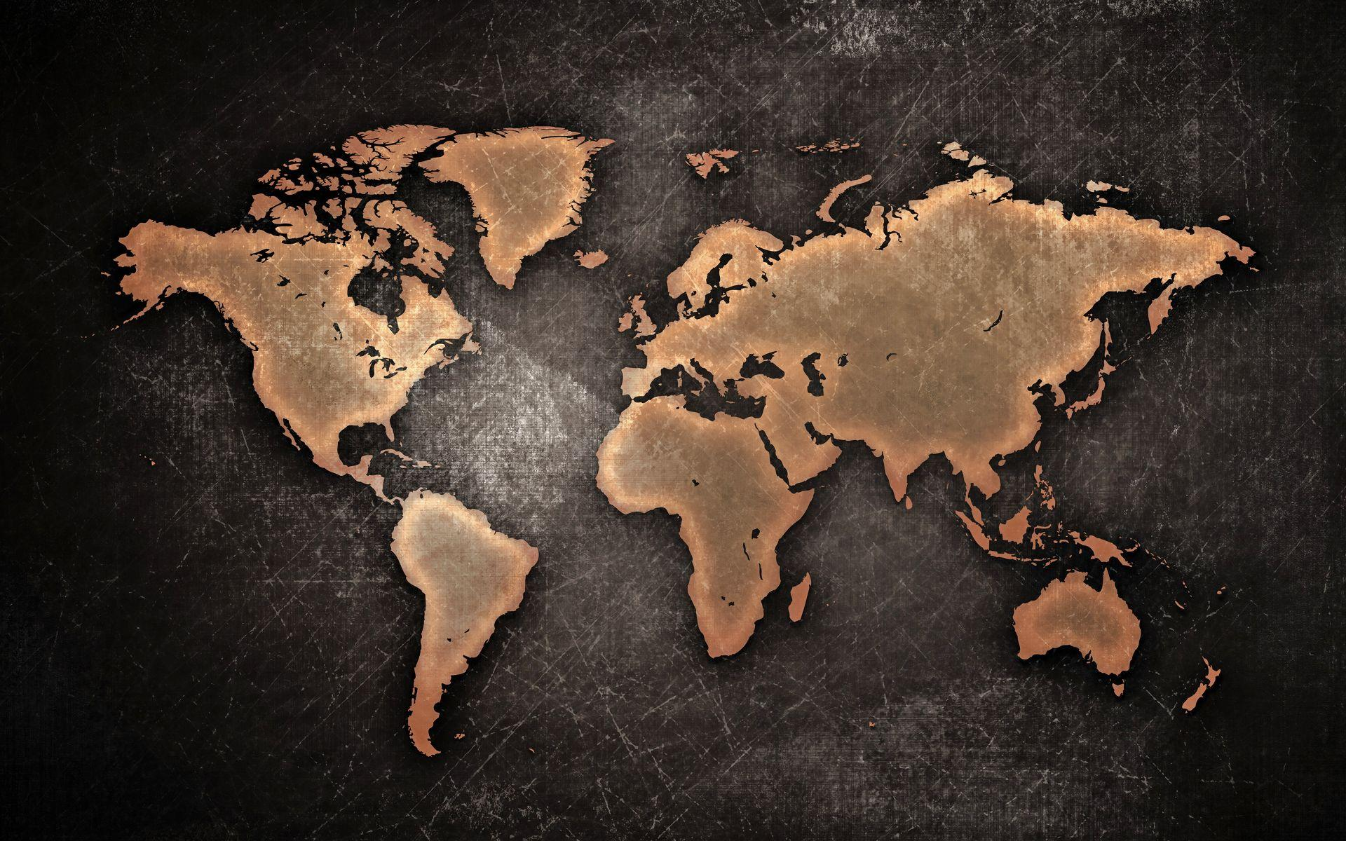 World map wallpapers high resolution wallpaper cave 6705215 world map wallpapersg gumiabroncs Image collections