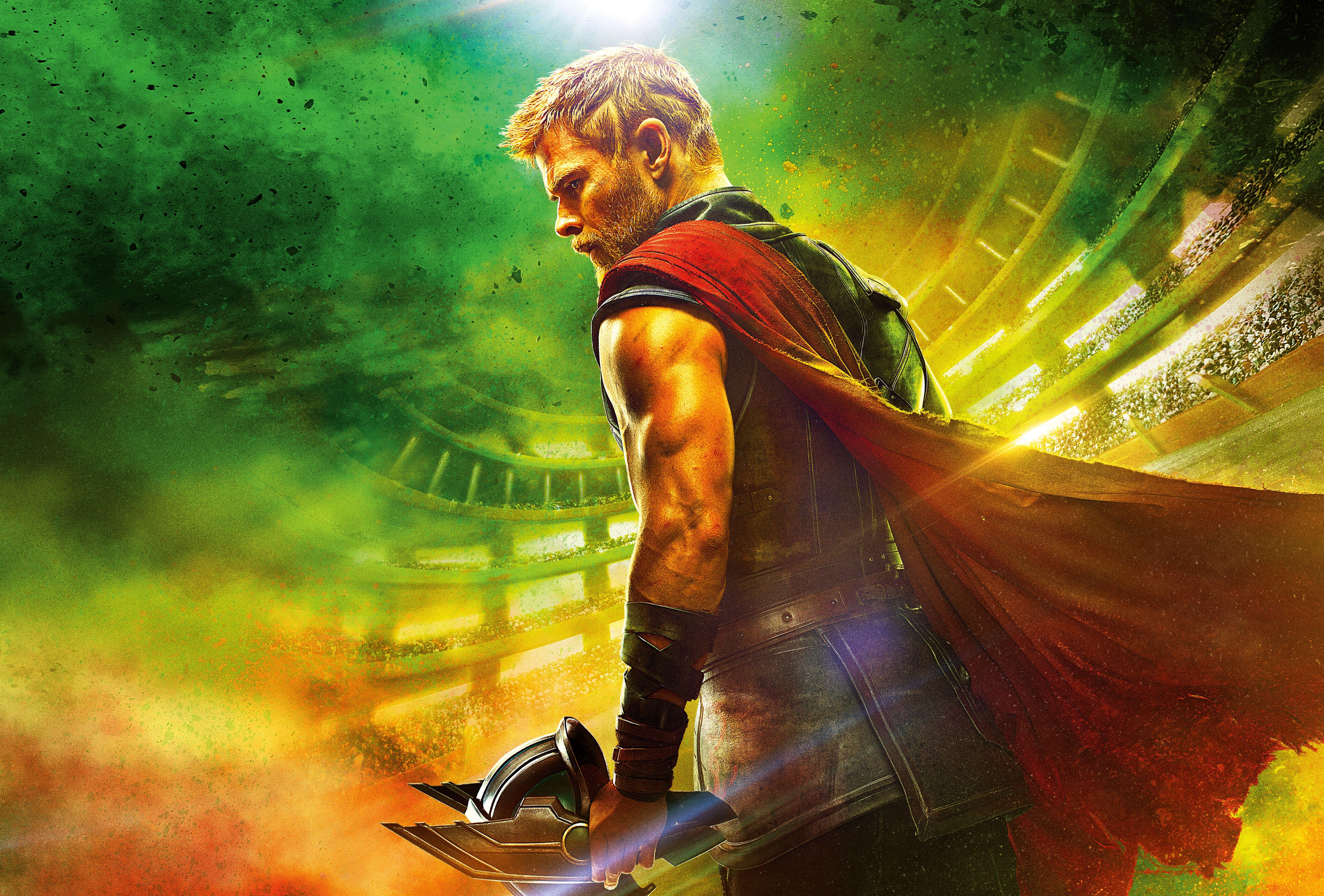 Thor: Ragnarok HD Wallpapers - Wallpaper Cave