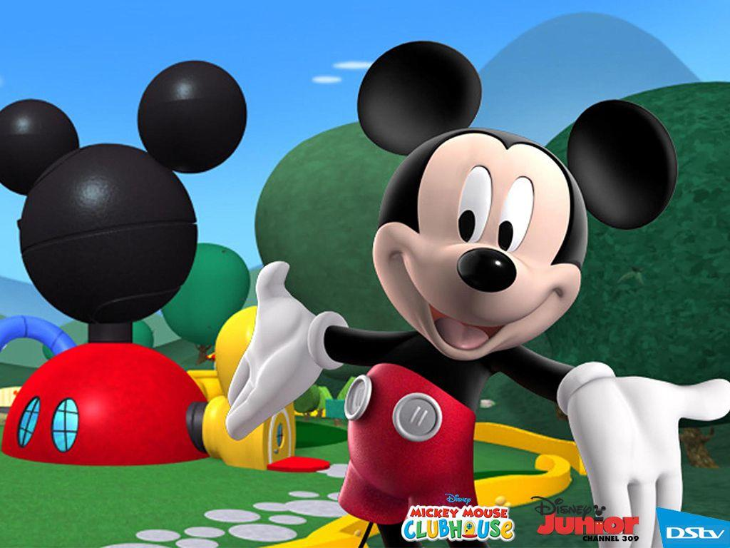 Mickey Mouse Clubhouse Wallpapers - Wallpaper Cave