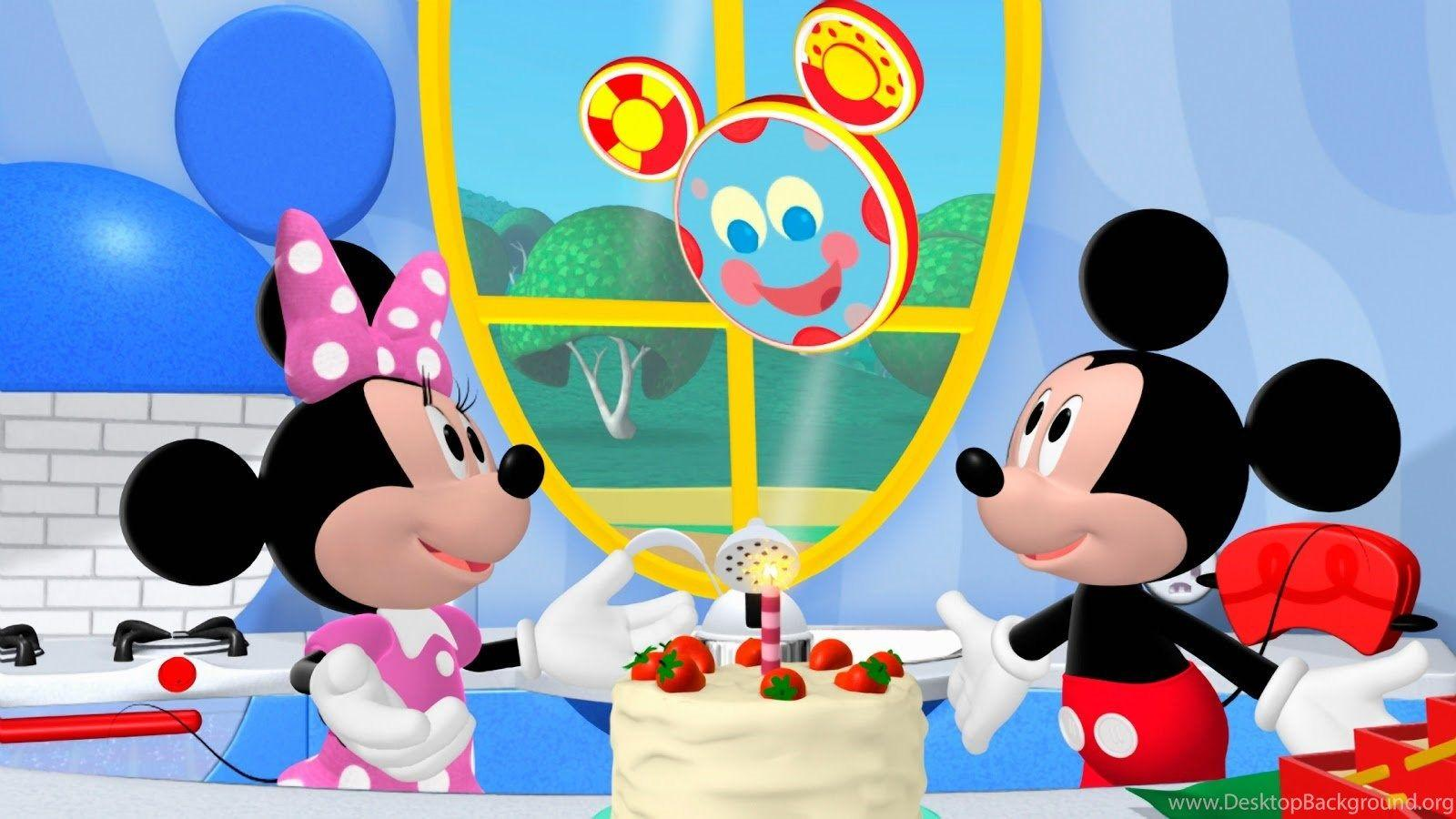 Mickey Mouse Clubhouse Wallpapers