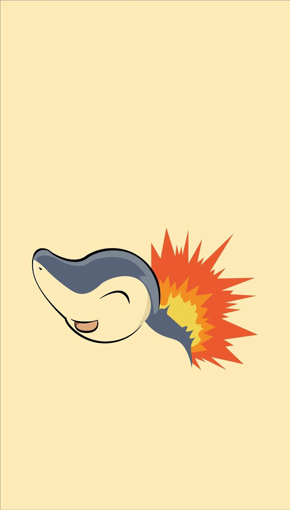 Cyndaquil wallpapers ❤