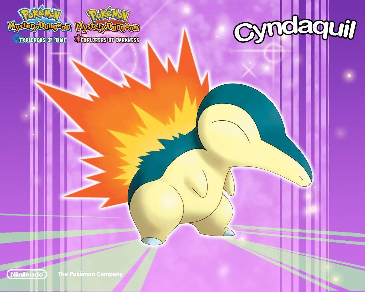 Cyndaquil Wallpapers at Wallpaperist