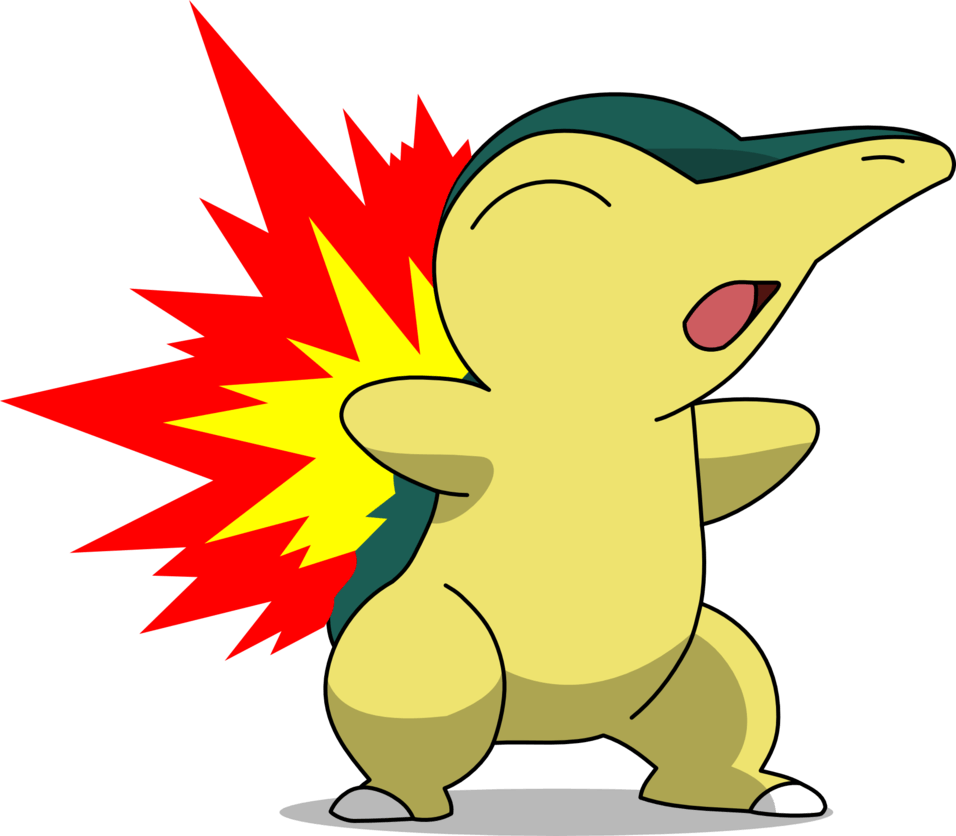 Cyndaquil by Mighty355