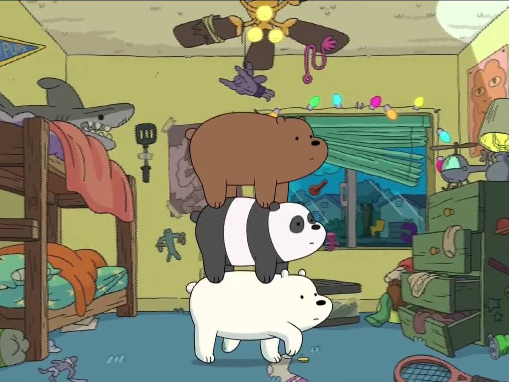 We Bare Bears 2018 Wallpapers Wallpaper Cave