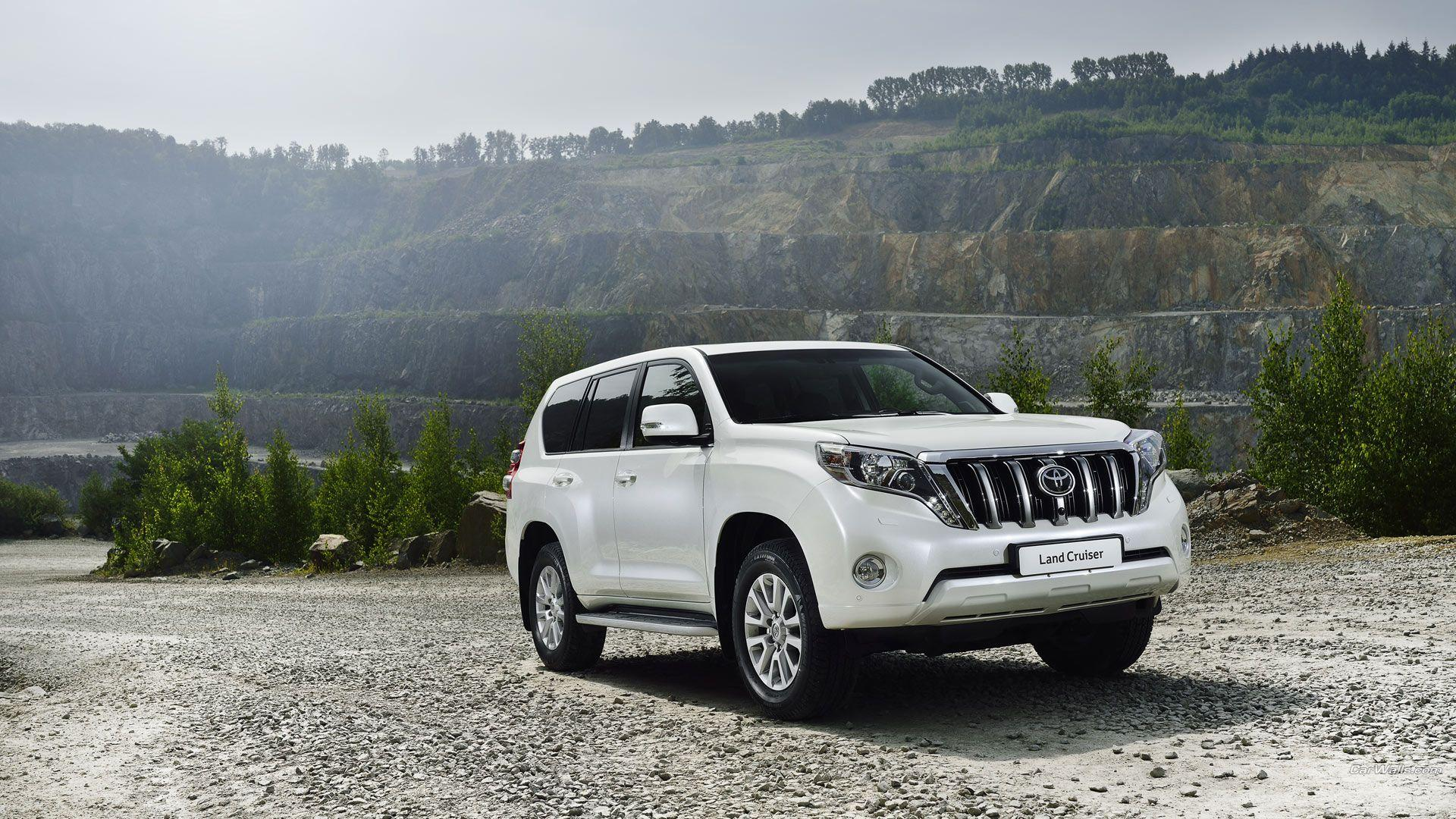 2014 Toyota Land Cruiser Full HD Wallpapers and Backgrounds Image