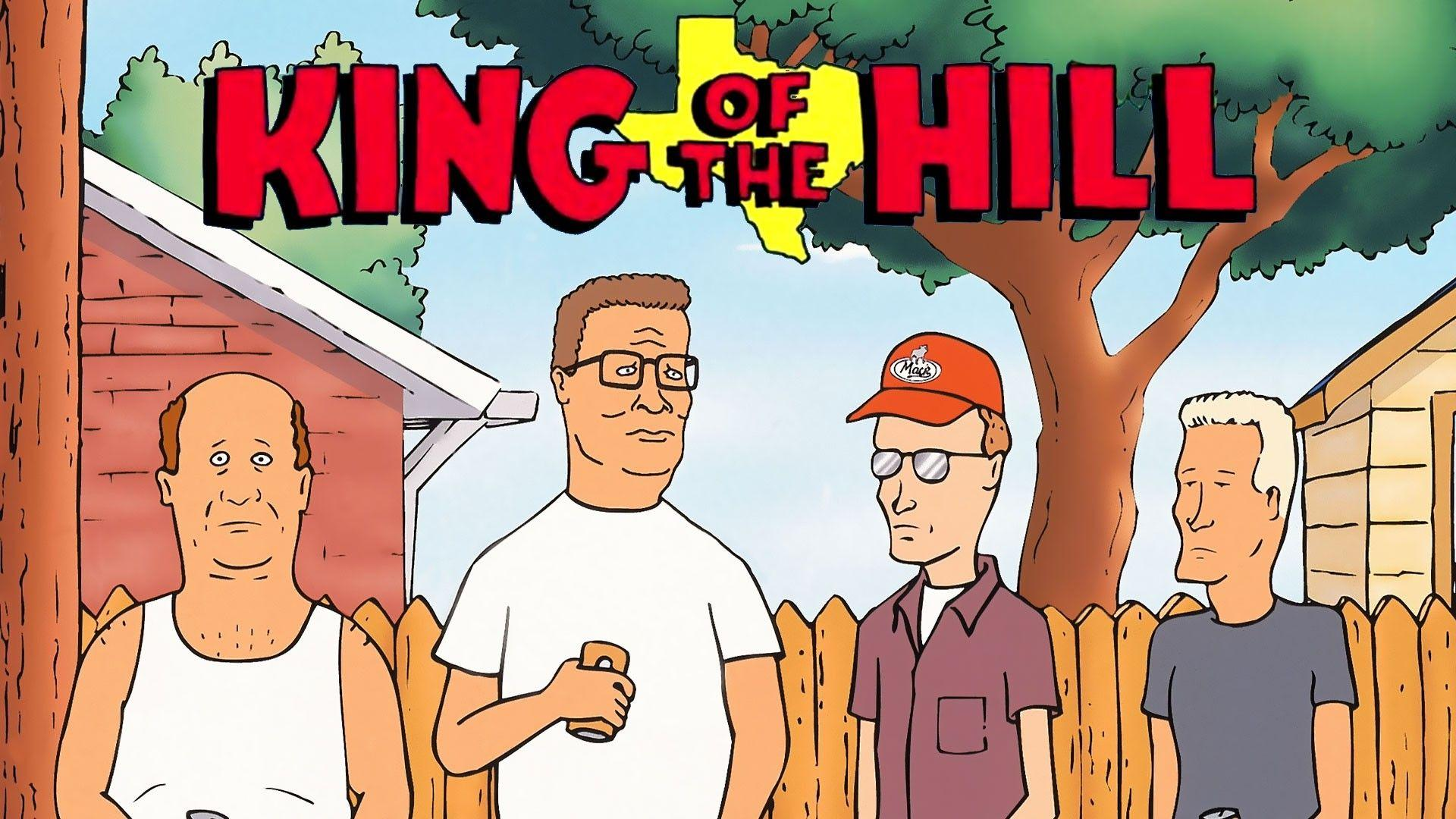 King Of The Hill Wallpapers Wallpaper Cave