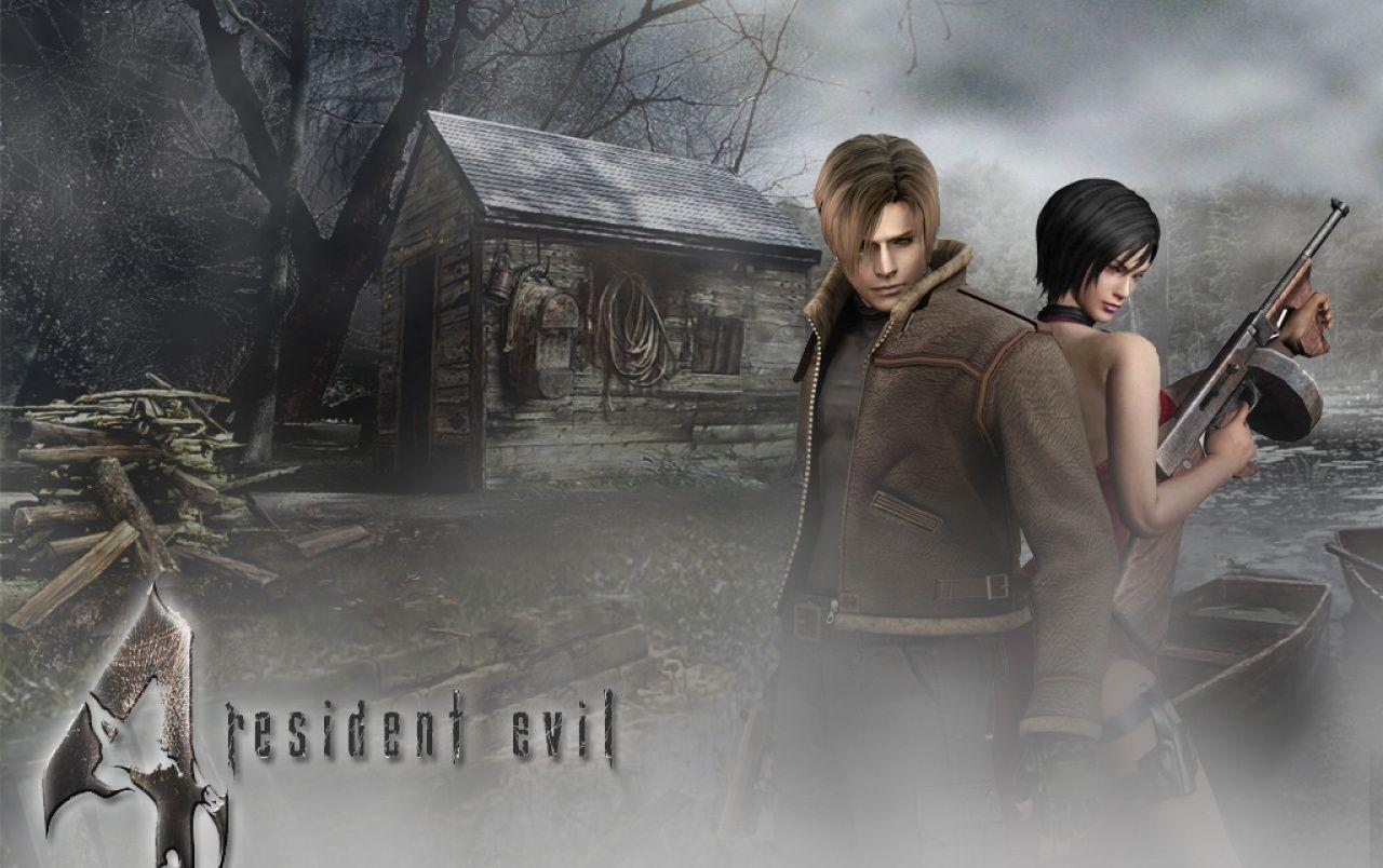 Wallpapers Resident Evil 4 Gallery