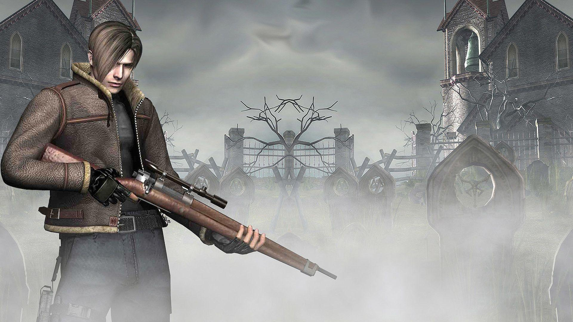 Resident Evil 4 Wallpapers ·①