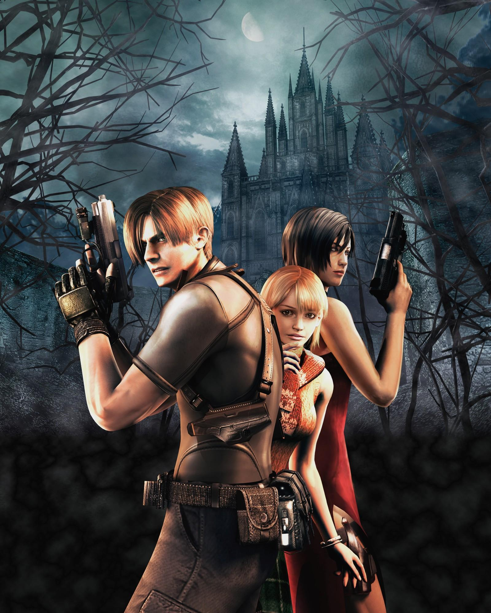 Resident Evil 4 Wallpapers HD Download
