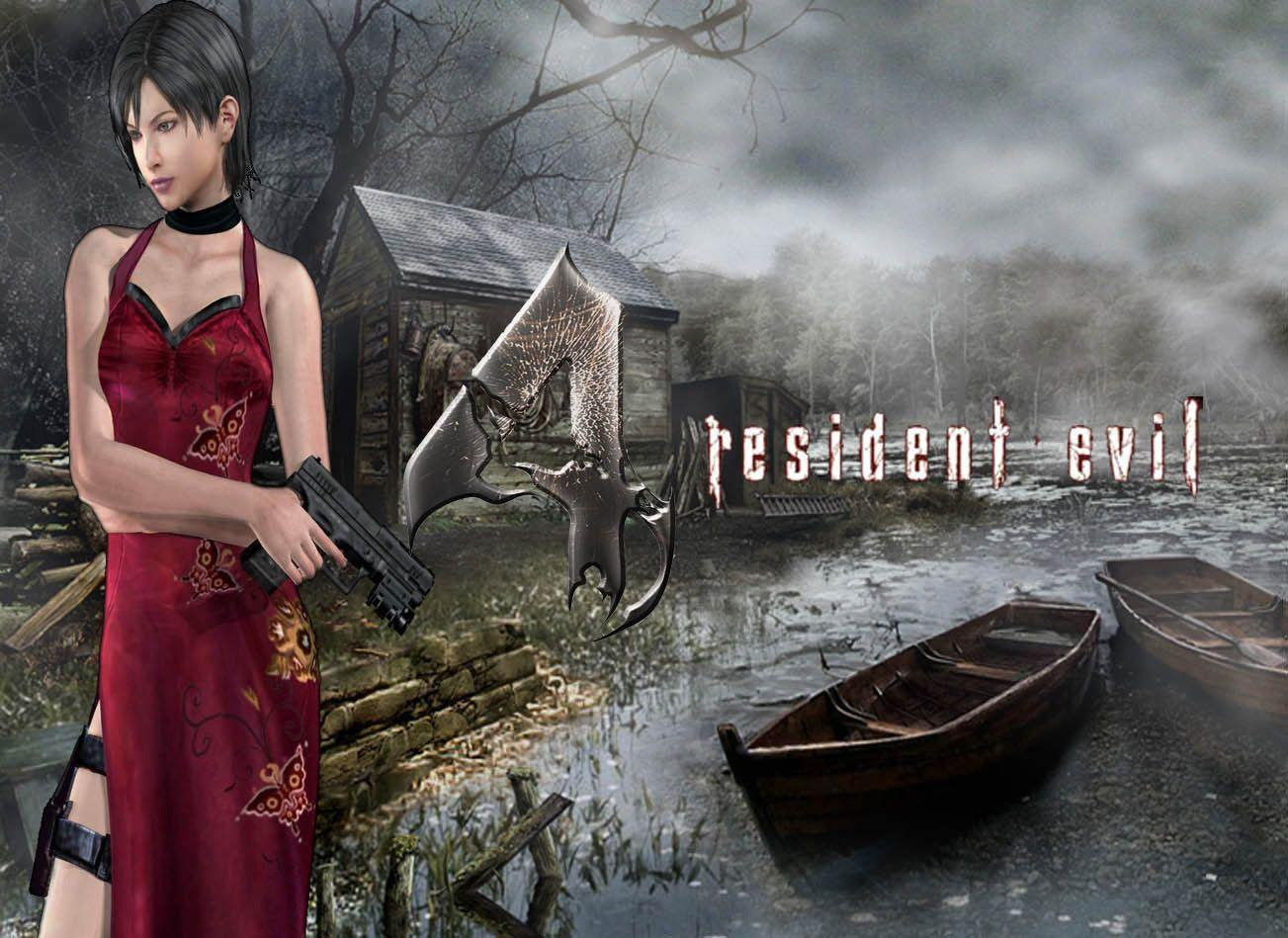 Resident Evil 4 Ada Wallpapers by BioHazaRd