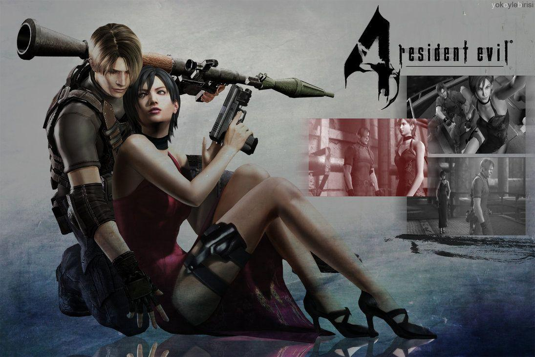 Resident Evil 4: Ada Leon Wallpapers 11 by Yokoylebirisi