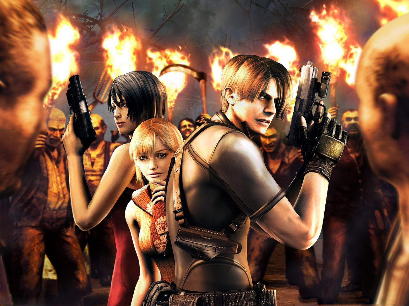 Resident Evil Wallpapers wallpaper.