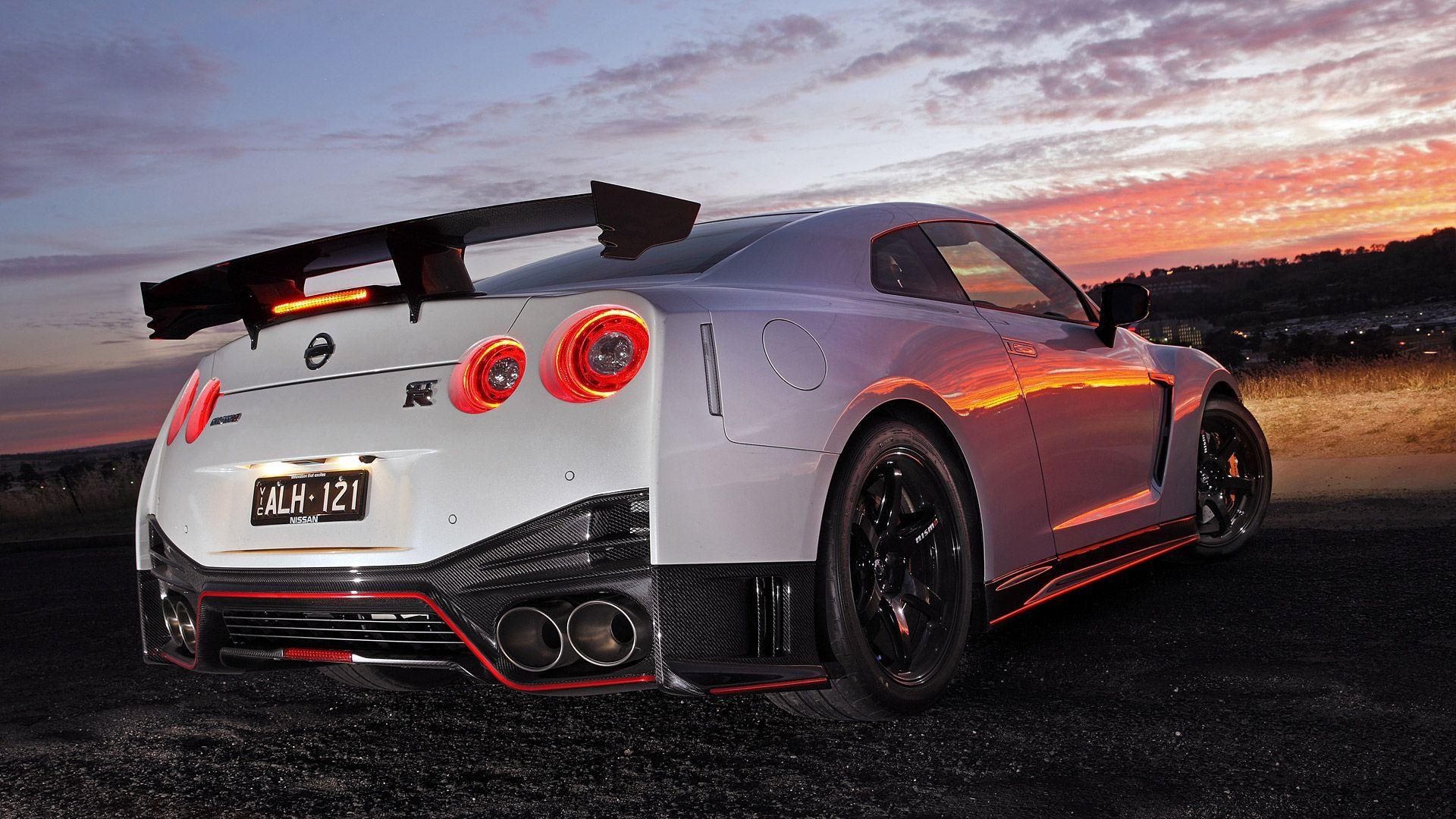 2017 Nissan Gt R Nismo Wallpapers Hd Images Wsupercars