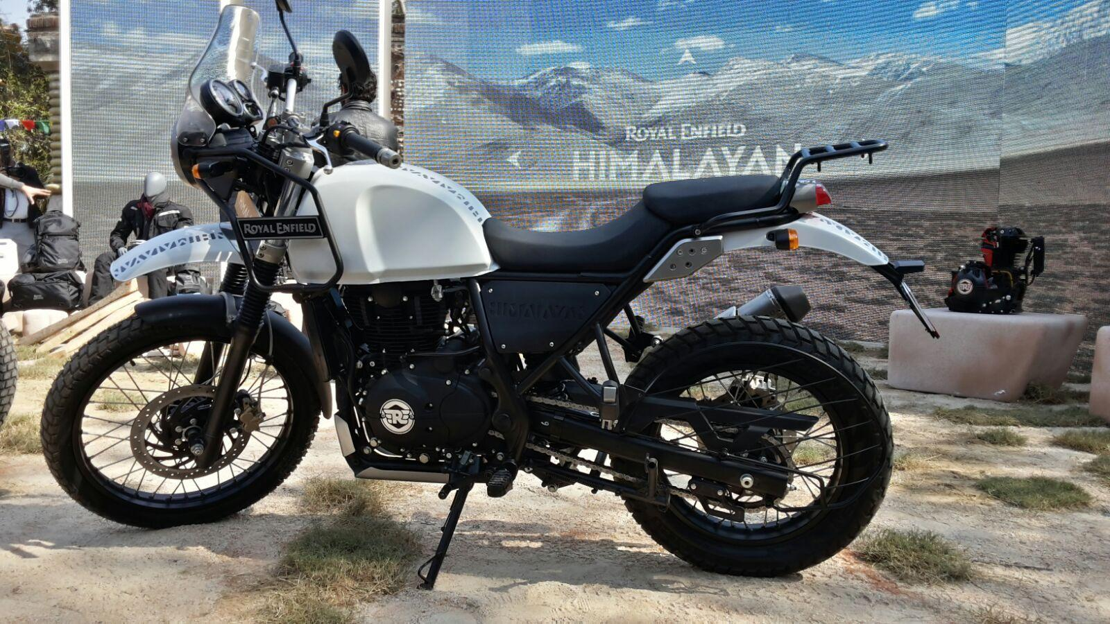 Royal Enfield Himalayan Wallpapers Wallpaper Cave