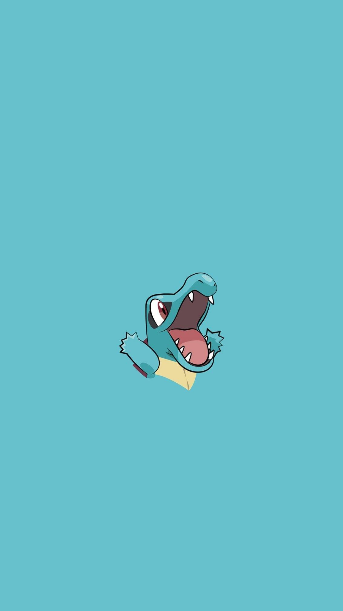 Totodile Wallpaper (the best 71+ images in 2018)