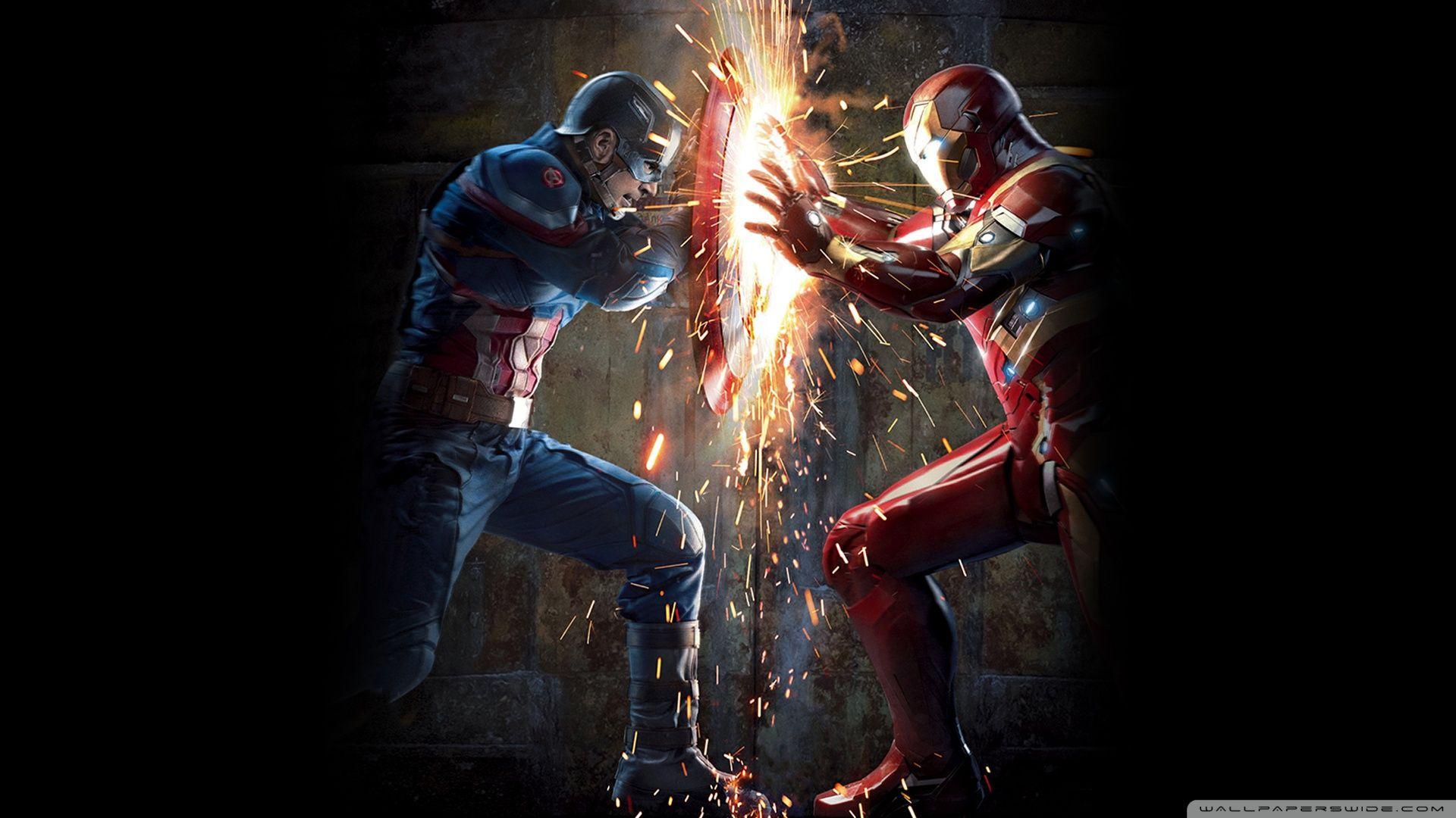 Captain America Full HD Wallpapers - Wallpaper Cave