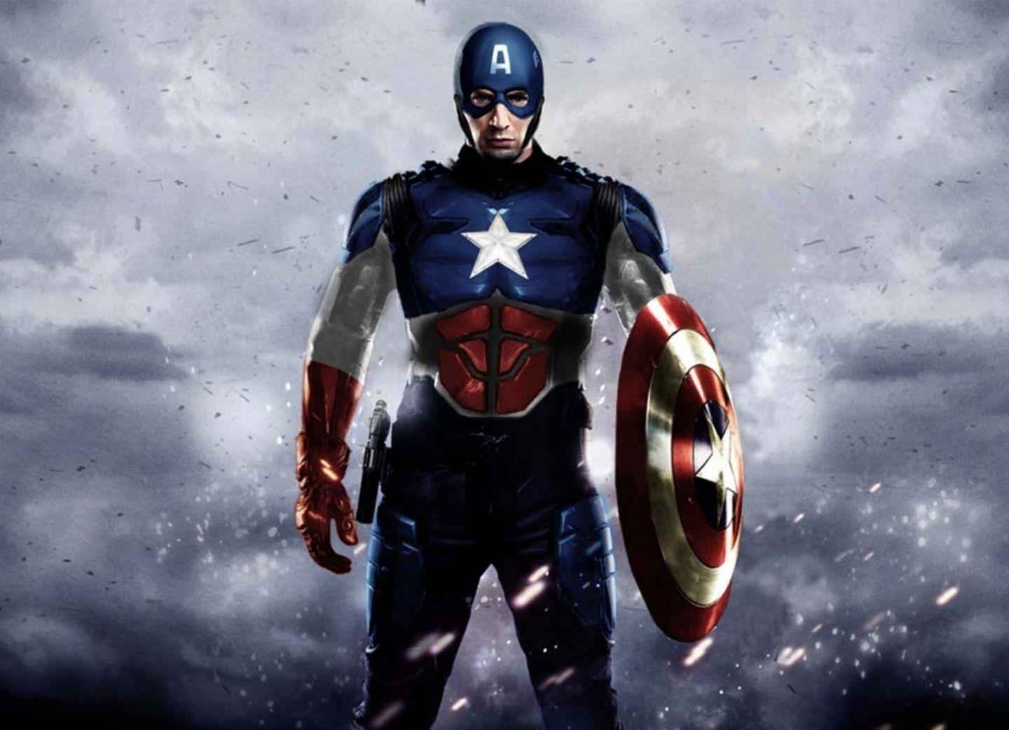 [49+] Captain America Wallpapers HD on WallpaperSafari  |Captain America Wallpaper