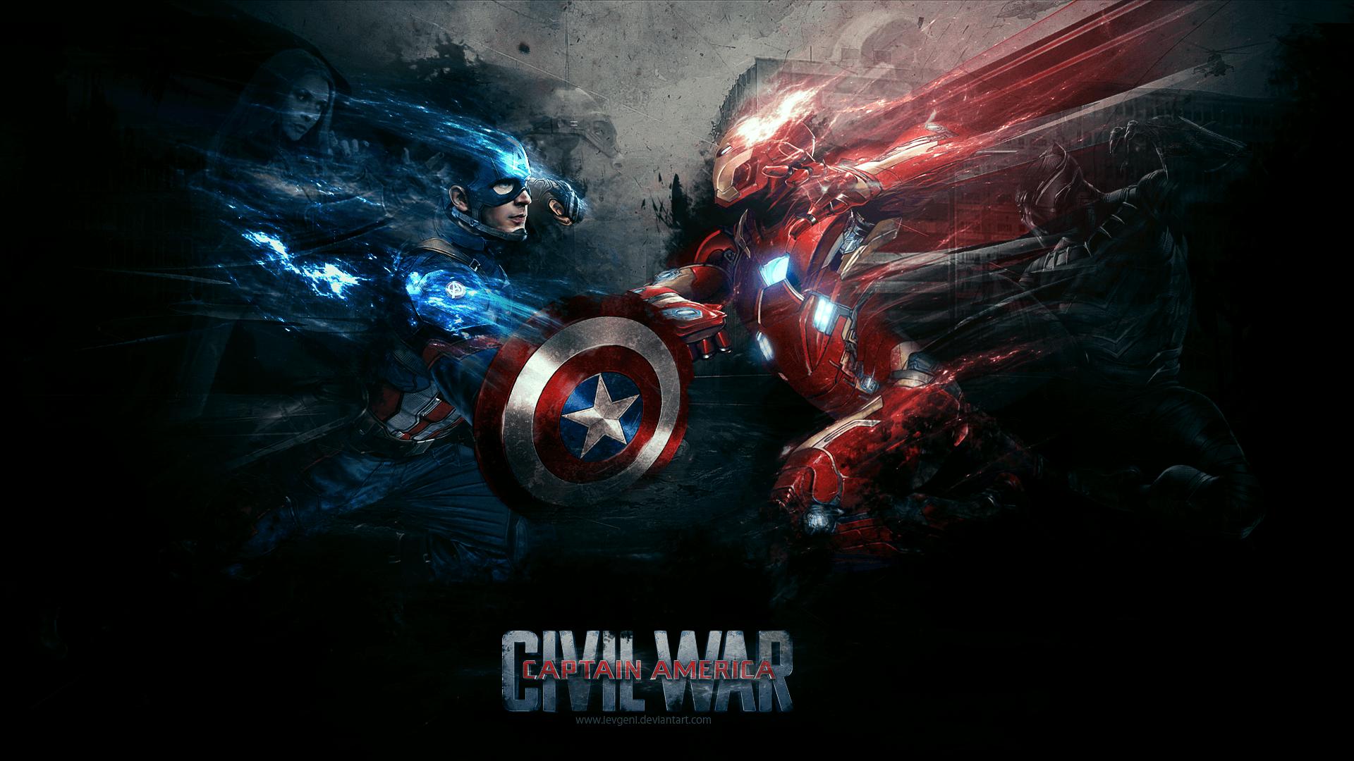 Captain America Full Hd Wallpapers Wallpaper Cave
