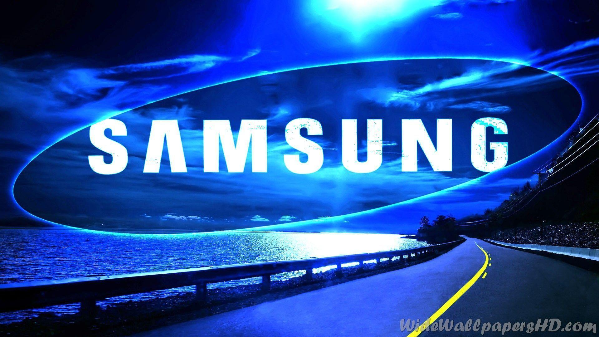 Samsung Led Tv Logo Wallpapers Wallpaper Cave