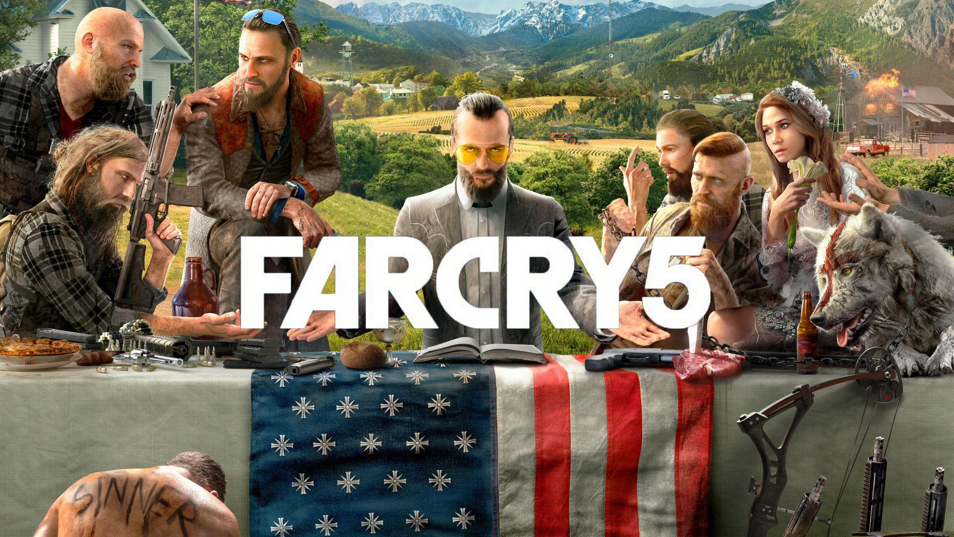 Far Cry 5 Hd Wallpapers Wallpaper Cave