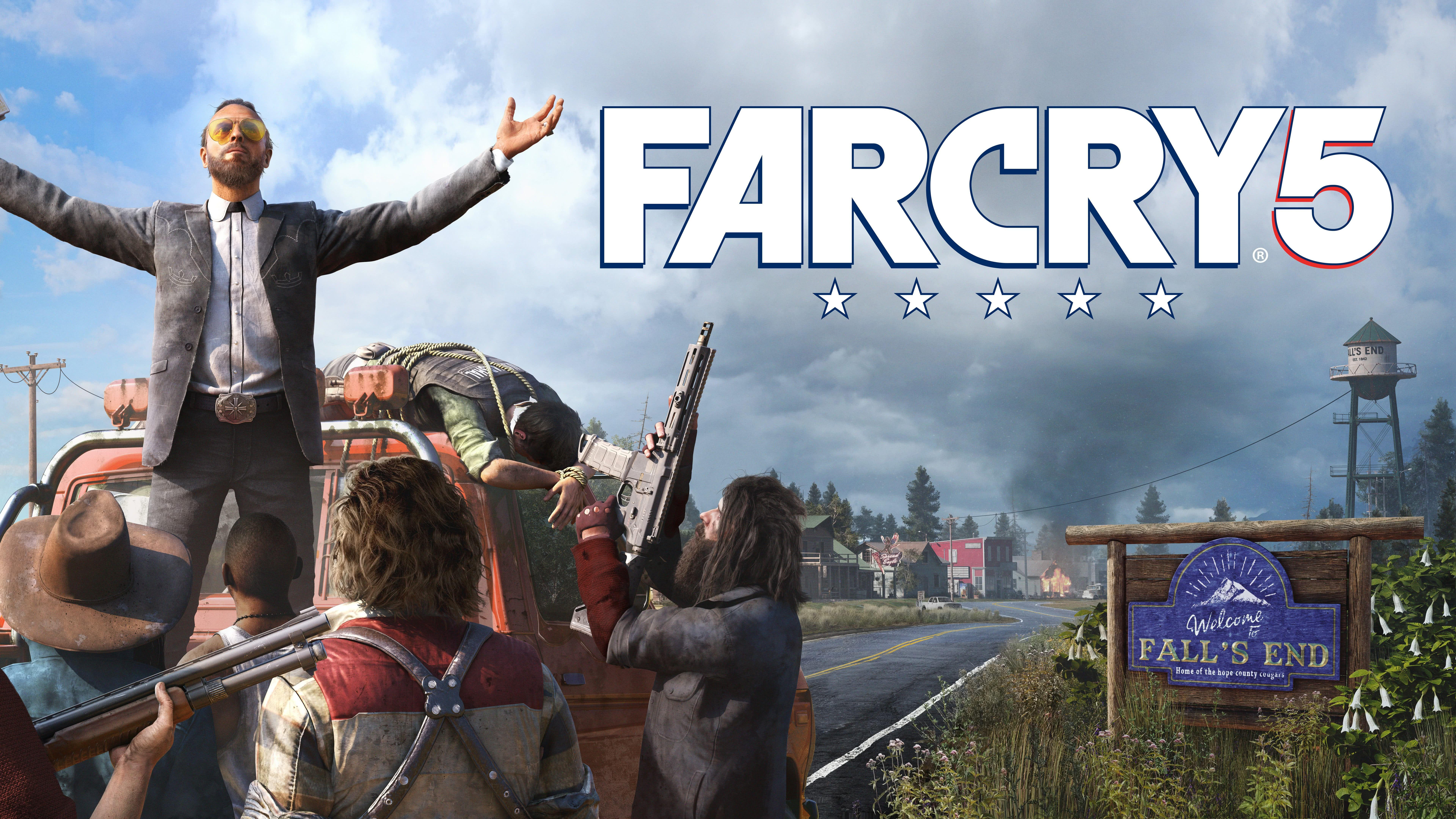 Far Cry 5 HD Wallpapers - Wallpaper Cave