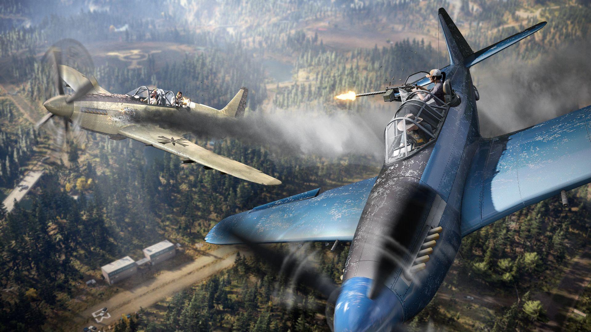 Far Cry 5 Wallpaper 4k: Far Cry 5 HD Wallpapers