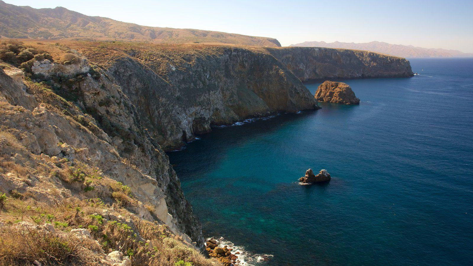 Mountain Pictures: View Image of Channel Islands National Park