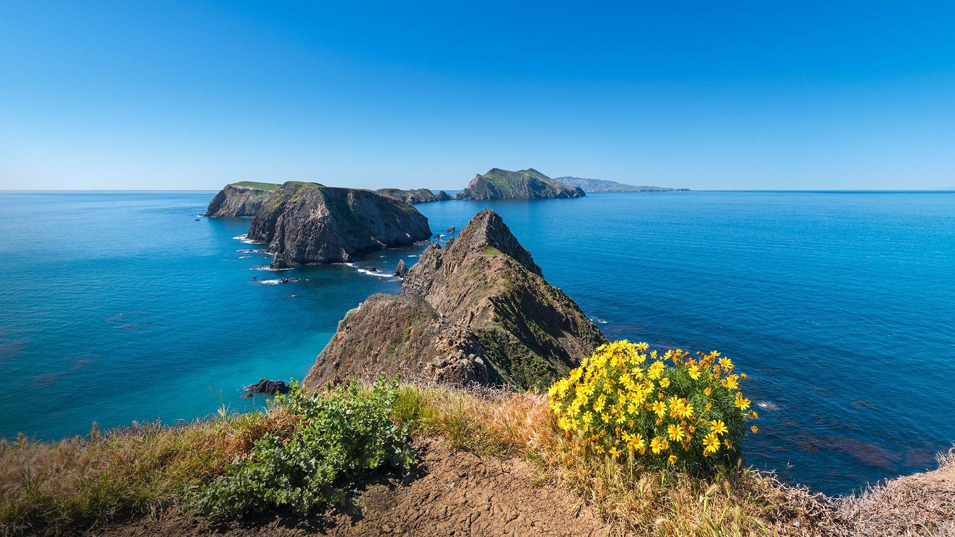 Channel Islands National Park, near Los Angeles, California, USA