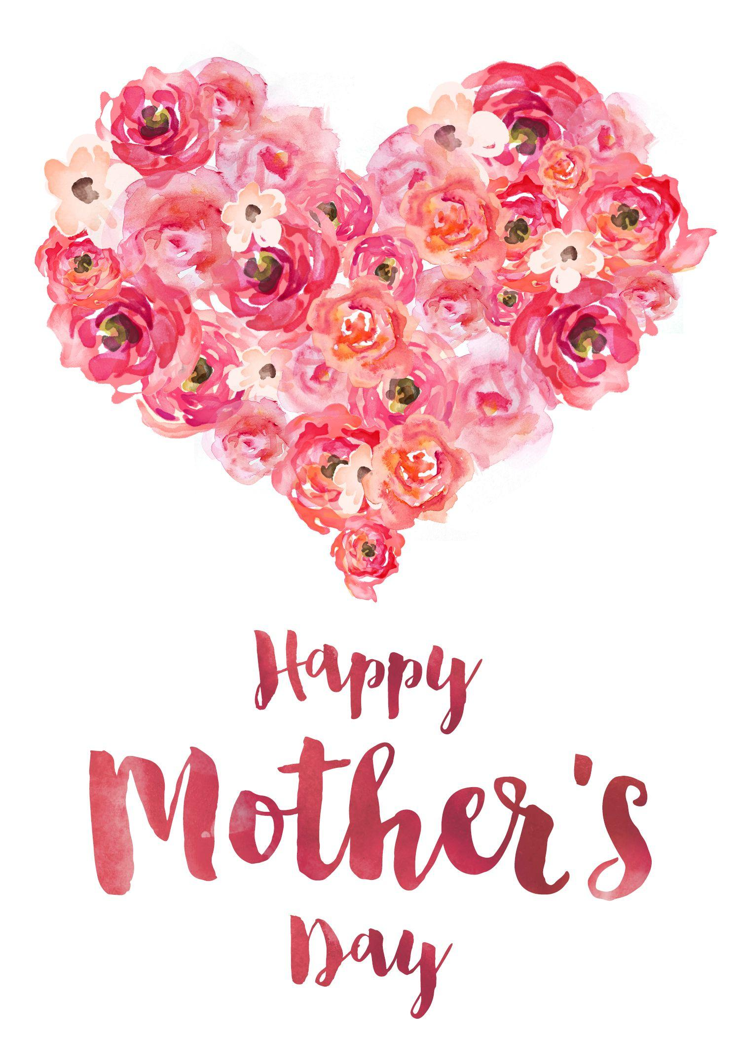 4 Easy Mother's Day Ideas - by Michelle Taw [Infographic]